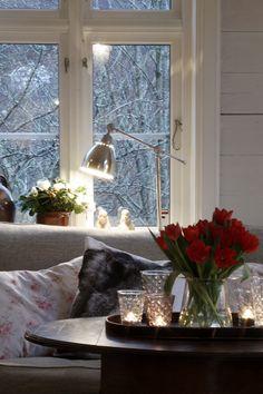 mali-mo: en god jul og to-års-bursdag After Christmas, Christmas Mood, Cosy Winter, Cozy Nook, Winter House, Cozy House, Hygge, Wonderful Time, Sweet Home