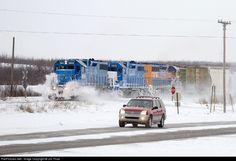 RailPictures.Net Photo: GMTX 2652 Marquette Rail EMD GP38-2 at Casnovia, Michigan by Jim Thias