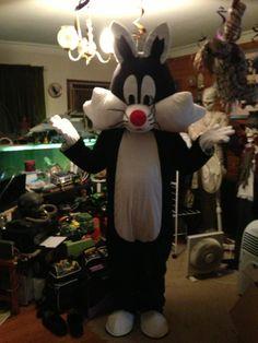 me as Sylvester