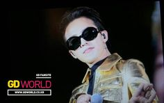 GD - YG Family Concert in Taiwan (141025)