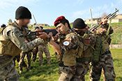 Sons of Liberty International (SOLI) Our current mission is consulting and training Iraqi Christians to fight ISIS.