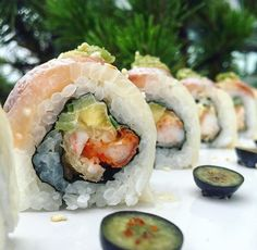 Sushi weekend  @ Dune Restaurant Cafe Lounge in Mielno, Poland
