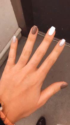 Nails for March 2020 – Greta Albus Blush Pink Nails, Pink Nail Colors, Cute Pink Nails, Pastel Nails, Pretty Nails, Short Nails, Long Nails, Ongles Roses Clairs, Nail Art