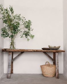 Embodying authenticity and natural imperfection, wabi-sabi design is Japan's answer to Scandi hygge - and it's currently trending. Interior Decorating, Interior Design, Decorating Ideas, Scandinavian Home, Inspired Homes, Rustic Interiors, Hygge, Interior Inspiration, Sweet Home