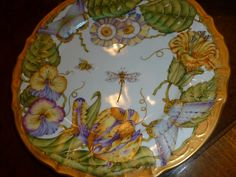 Anna Weatherly Butterfly china selling to the best offer