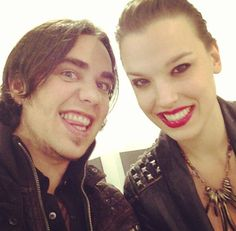 Joe and Lzzy