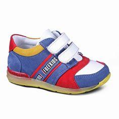 Bebolly Kids ~ Sanbe 16K316I4115 21-25 Deri Erkek Spor Ayakkabı