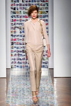 Aigner Spring 2013 Ready-to-Wear Runway - Aigner Ready-to-Wear Collection - ELLE