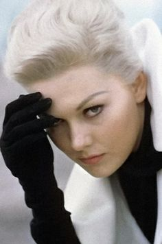 Oh Kim Novak. What an ice cold beauty you once were.