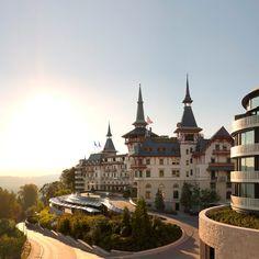 The Dolder Grand. Zurich, Switzerland. Best Hotel Deals, Reviews