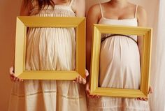 Friends pregnant at the same time