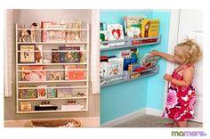 Хранение детских книг и журналов