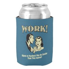 Work: Smaller Than They Appear Can Cooler