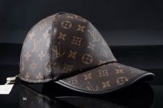 68fbb88b517 Louis Vuitton Designer Baseball Caps Snapbacks Hats Monogram Brown