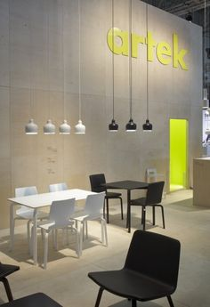 Artek - News & Events - Putting Artek's values into practice, Versatile Artek at Habitare furniture fair