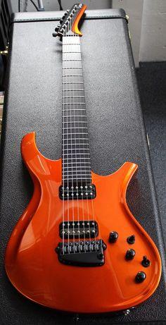 """* PARKER guitars ~ Parker PDF60 Radial Series ~ Maker of the Parker """"FLY""""…"""