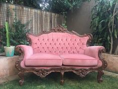 Picture Love Seat, Lounge, Couch, Wedding, Vintage, Furniture, Home Decor, Airport Lounge, Casamento