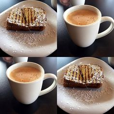 """#foodiefriday with this delicious Nutella panini and soy caramel-vanilla latte #friyay #foodie #coffeeaddict #a_classic_touch #breakfastofchampions"" Photo taken by @a_classic_touch on Instagram, pinned via the InstaPin iOS App! http://www.instapinapp.com (08/14/2015)"