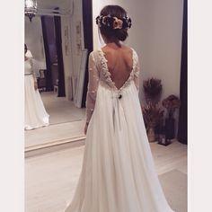 Maravilloso vestido de Inuñez