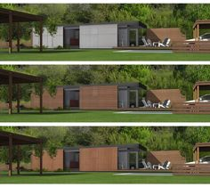 Casas Prefabricadas Arkinetia  Casas Prefabricadas de Diseño, en Argentina