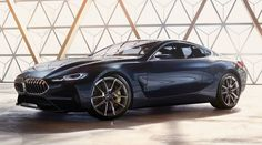 2018 BMW 8 Series previewed in concept form… BMW tell us this concept is pretty close to what the all-new BMW 8 Series will look like when it goes into production in the next 12 [...]