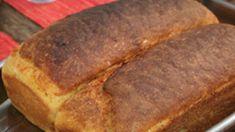 Pão de milho caseiro - Tempero de Família - GNT No Salt Recipes, Candy Recipes, Bread Recipes, Sweet Recipes, Cooking Recipes, Sin Gluten, Vegan Gluten Free, Crepes, Portuguese Sweet Bread