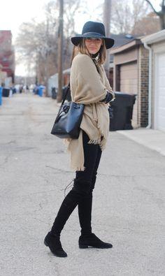 Cozy Camel Wrap (See Jane Wear)