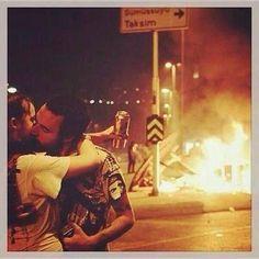 #occupygezi #istanbul #turkey