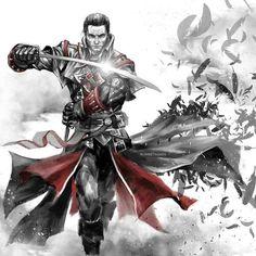 Shay Patrick Cormac: Assassin's Creed Rogue