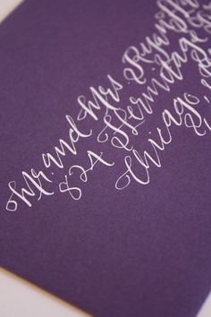 Outer Envelope Calligraphy Sophia Condensed Font.