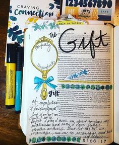 #if_cravingconnection wow I've been chopping at the bit to find sometime to Bible journal. Phew found some time today😊🙏 therefore encourage one another and build one another up, just as you are doing. 1 Thessalonians 5:11 #illustratedfaith #dayspring #bellablvd #illustratedfaithcommunity #biblejournalingcommunity #ipaintinmybible