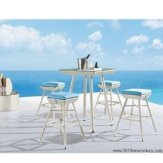 Styling Bar Counter and Chairs (7065) Bar Chair : 40*40*75cm. Usage : Rattan, Outdoor, Garden, Bar. Bar Table : 80*80*110. Color : at Your Option. Quality Warranty : 1-2 Years on Contact. Styling bar counter and chairs(7065) 1. Usage: Bar, Rattan, Outdoor, garden 2. Bar Table: 80*80*110 Bar Chair: 40*40*75cm 3. 1.2mm Aluminum frame with high quality powder coated; Strengthened flat PE rattan; 320-360g UV resistant and waterproof polyester fabric; 8cm seat cushion within foam; 5mm tempered gl Garden Bar, Bar Counter, Bar Chairs, Seat Cushions, Rattan, Table, Outdoor, Furniture, Home Decor