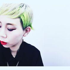 WEBSTA @ chieri211 - 髪色よき#colorchange #haircolor #hairstyle #haircut #newhair…