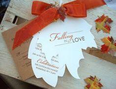 Hand-cut invitation idea? Too faffy?