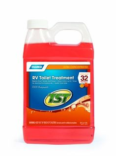Camco 41172 Orange TST Holding Tank Chemical  64 fl oz -- You can get additional details at the image link.Note:It is affiliate link to Amazon.