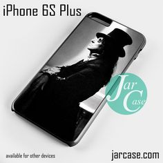 Alice Cooper With Magician Hat Phone case for iPhone 6S Plus and other iPhone devices