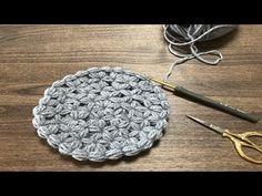 【リフ編み円の編み方】1段から4段まで編んでみました☆ - YouTube Make Time, How To Make, Japanese Nail Art, Crafts To Make, Crochet Earrings, Crochet Patterns, Knitting, Handmade, Jewelry