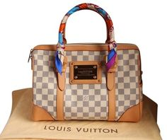 Louis Vuitton Berkeley Da Shoulder Bag. Get one of the hottest styles of the season! The Louis Vuitton Berkeley Da Shoulder Bag is a top 10 member favorite on Tradesy. Save on yours before they're sold out!