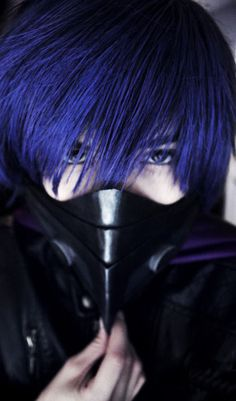 Handsome cosplay-Tokyo Ghoul