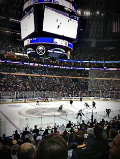 Buffalo First niagara center
