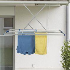 etendoir de plafond avec manivelle buanderie pinterest plafond cellier et rangement. Black Bedroom Furniture Sets. Home Design Ideas