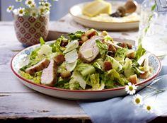 Unser beliebtes Rezept für Caesar's Salad und mehr als 55.000 weitere kostenlose Rezepte auf LECKER.de.