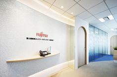オフィスデザイン実績~海と山を感じる横浜オフィス Office Entrance, Office Reception, Executive Office, Bathtub, Cool Stuff, Gate, Designers, Home Decor, Standing Bath