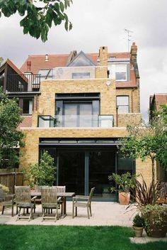 design d'extérieur et agrandissement de maison