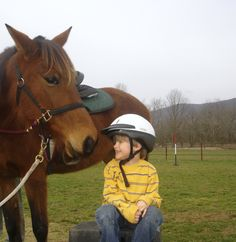 Therapy Horse Riding Equine Assisted Therapy Learn about #HorseHealth #HorseColic www.loveyour.horse