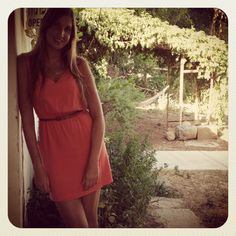 Shlomit scored this Monteau dress for $20! #maxxinista