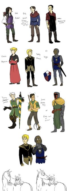Young Avengers Medieval AU because I can. Young Avengers (c) Marvel Ms Marvel, Marvel Comics, All Superheroes, Young Avengers, Power Rangers, Wiccan, X Men, Have Time, Medieval