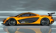 McLaren Stopped The Production Of The P But Not P GTR