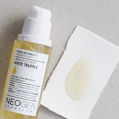 NEOGEN White Truffle Serum In Oil Drop Serum, Cleanser For Combination Skin, Beauty And Beast Wedding, Scar Removal Cream, Whitening Face, White Truffle, Image Skincare, Drop, Skin So Soft