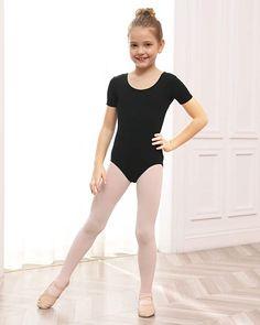 Girls Ballet Clothes, Ballet Leotards For Girls, Dance Leotards, Gymnastics Leotards, Girl Dancing, Girls Bows, Vintage Style Outfits, Big Kids, Fashion Brands